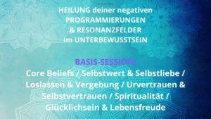 Resonanzfeld-Heilung BASIS *für Neue kostenfrei* 20.10.2021 um 19:00
