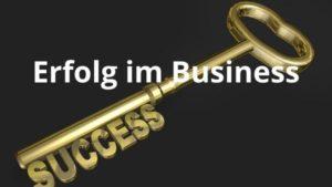ERFOLG im BUSINESS – 09.09.2021