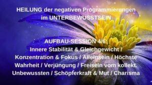 Resonanzfeld-Heilung AUFBAU 4/6 – 04.11.2021 um 19:30