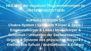 Resonanzfeld-Heilung AUFBAU 5/6 – 15.06.2021